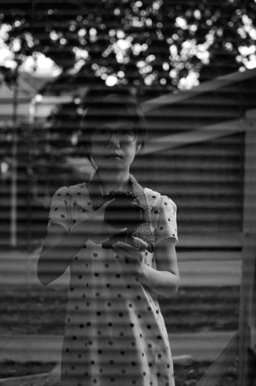 In Remembrance Of Vivian Maier Bai