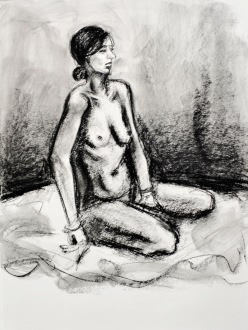 30 minutes figure drawing