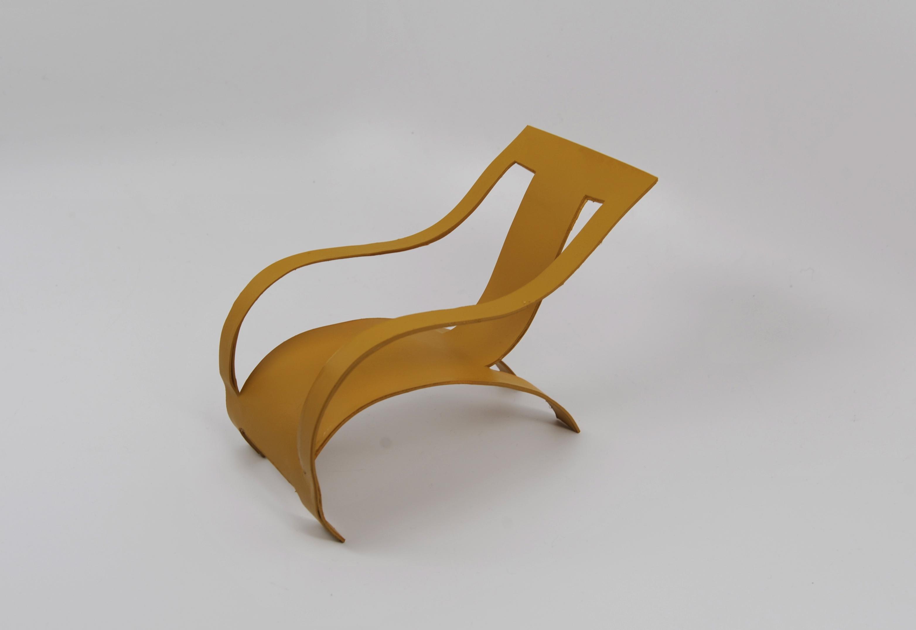 Chair Model Making