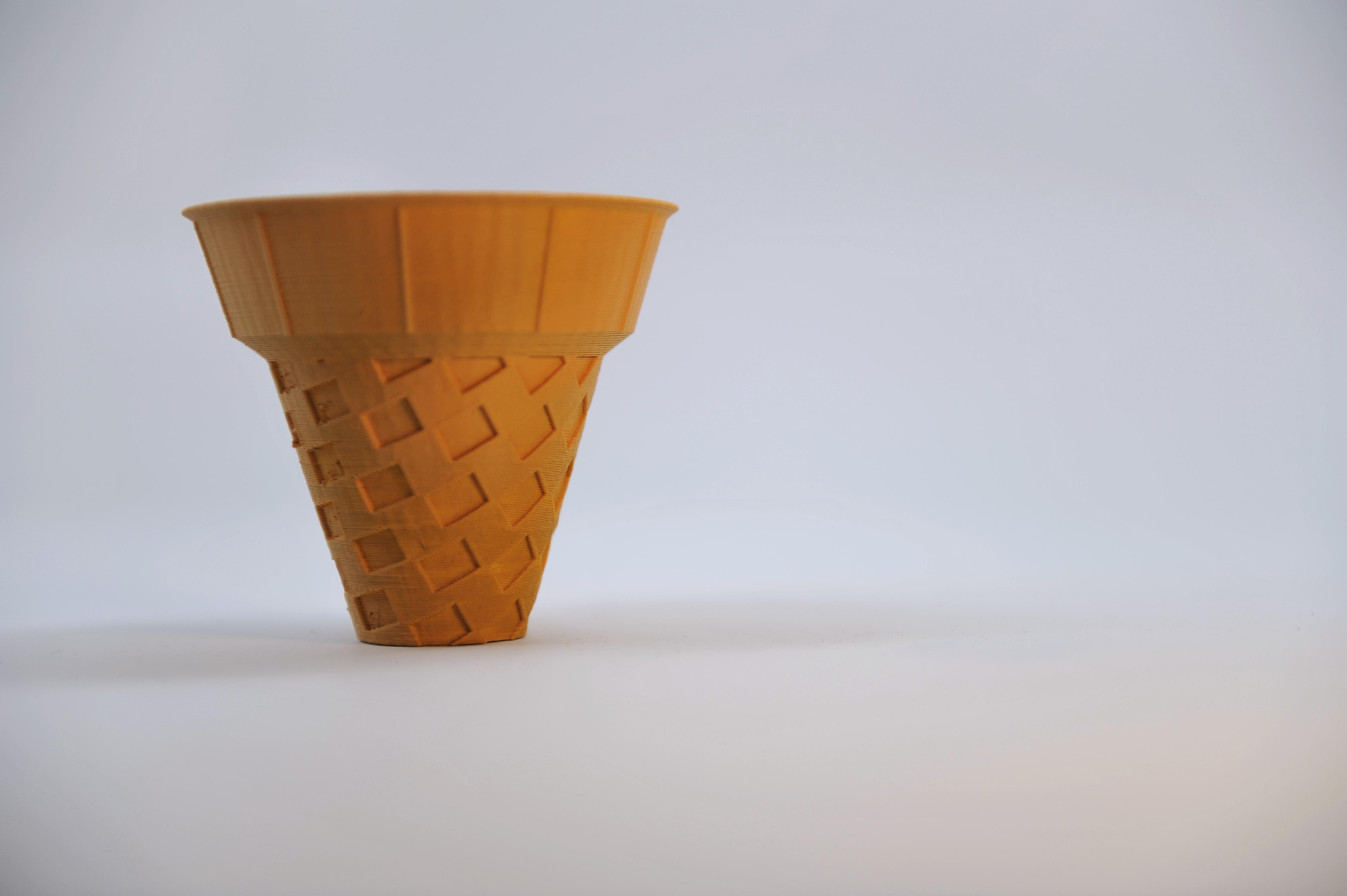 3d Printed Ice Cream Bai